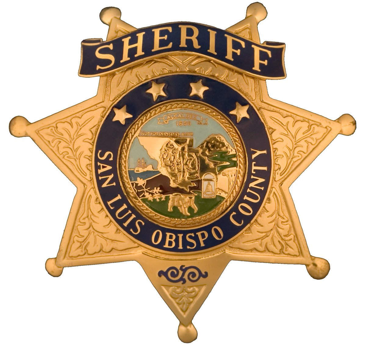 ADVISORY: Sheriff Parkinson will be holding a news conference today at 11:00 to give an update on the officer involved shooting which occurred yesterday in Templeton.  We will carry the news conference on Facebook Live.