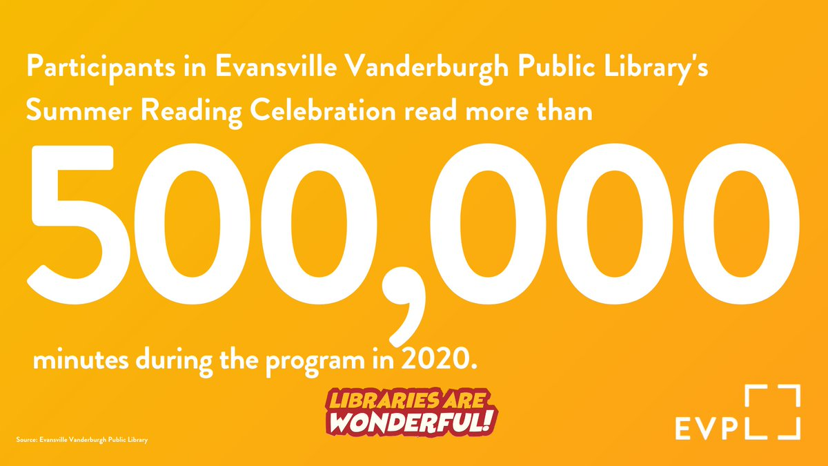That's a lot reading! Learn more about Library Card Sign-up Month: