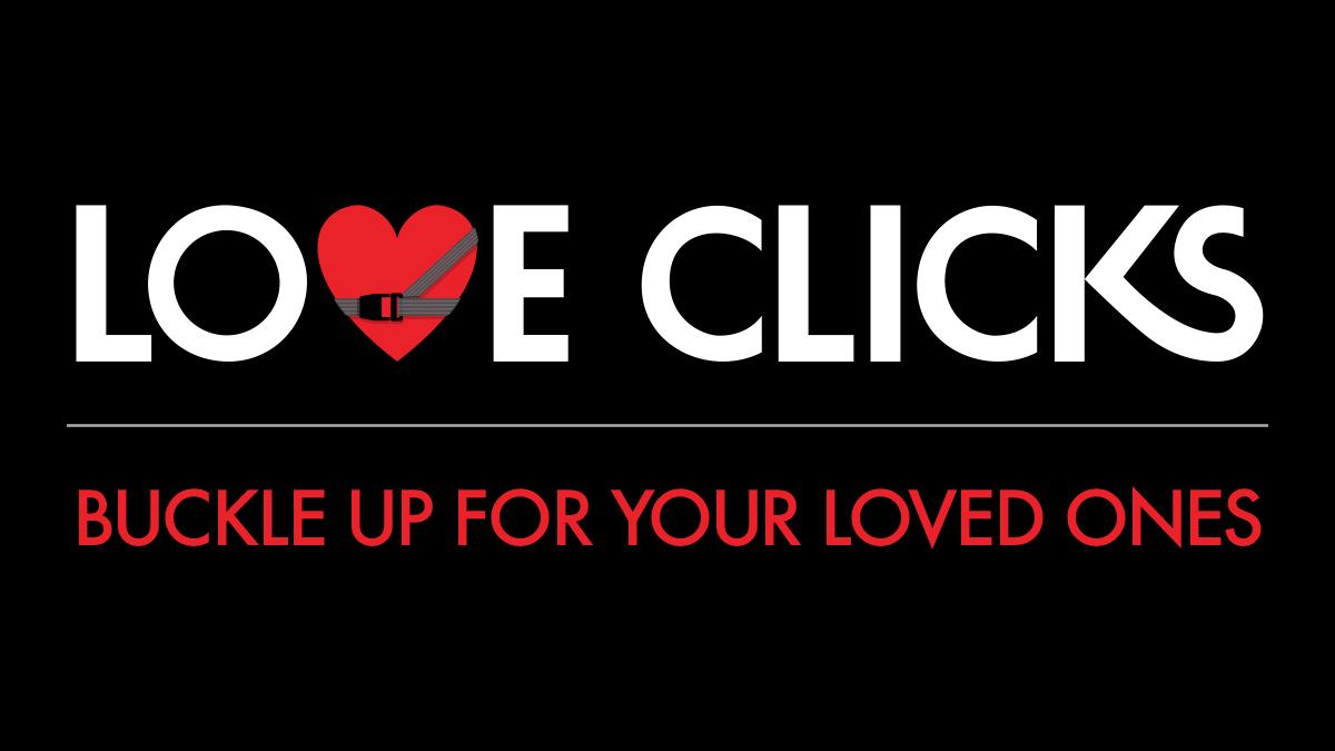 RT @DRIVESMARTVA: #BuckleUp for the people who love you. #LoveClicks