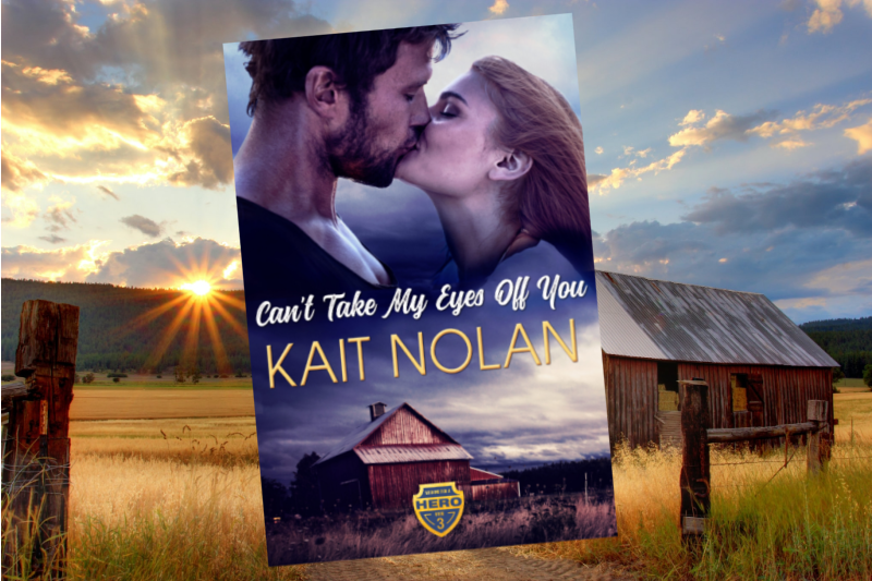 #FreeEbook alert!  Can't Take My Eyes Off You by Kait Nolan    With Ethan's training screaming at him to put her in protective custody, can he find out who's behind the threats before he pushes Miranda away?