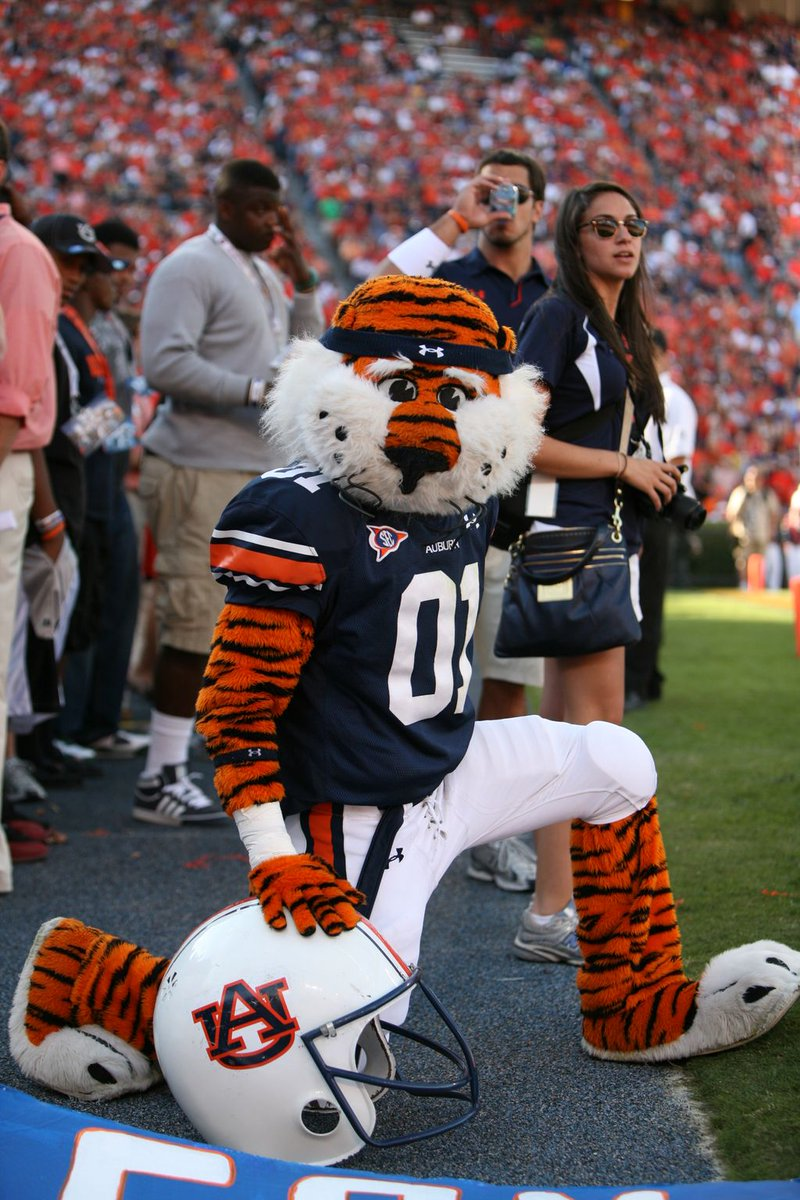 Only one more sleep until SEC Football is back! Our Auburn Tigers are ready for the Kentucky Wildcats. We are ready to cheer Bodda Getta even from home. What is your favorite thing about football being back? #auburnopelika