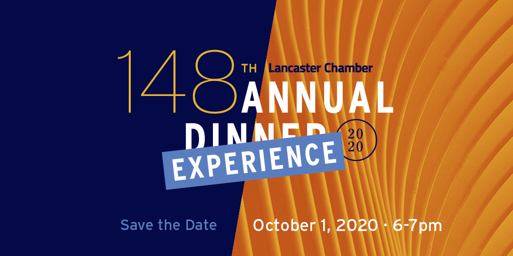 NEXT WEEK: Our first-ever virtual Annual Dinner Experience! Are you ready? Get the details:  🏙️ It's free and open to all! RT and spread the word 🎉