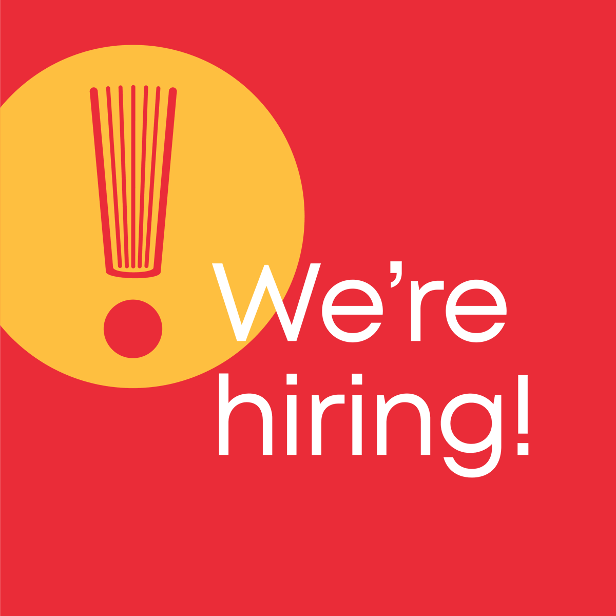 Join the FPL team!  We currently have an open custodian position. Visit  for a full job description and for a copy of the application.