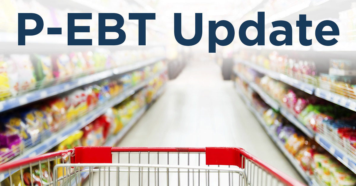 NCDHHS announced today it will provide additional benefits through the P-EBT program to help families purchase food for children whose access to free & reduced-priced meals at school has been impacted by remote learning this fall due to COVID-19.  Details: