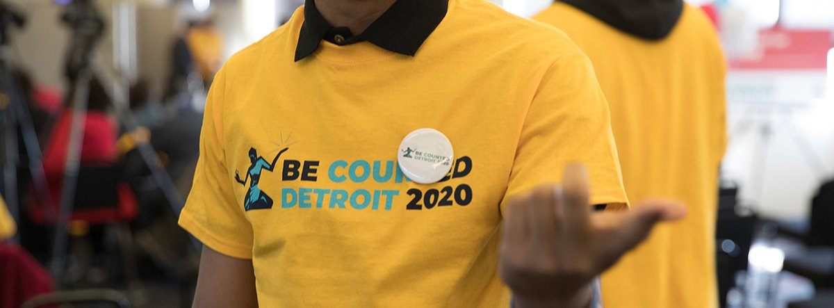Visit one of Detroit's 30 Census Kiosks to provide your census response. The city's deadline for this year's census is Wednesday. Here is a list of kiosk locations:  #Census2020 #BeCountedDetroit