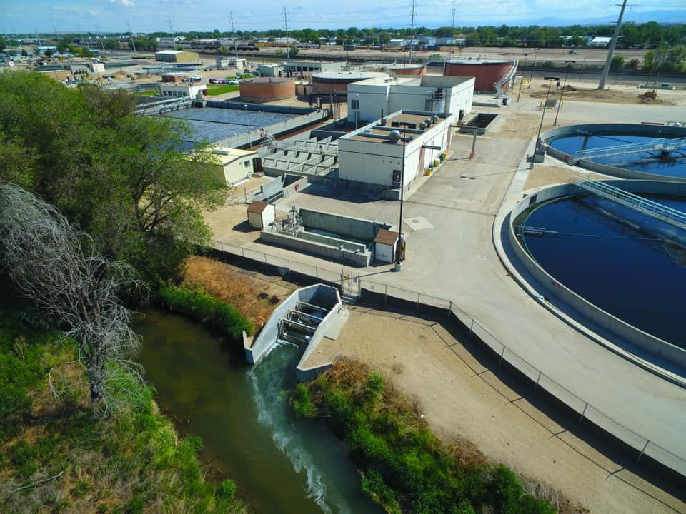 Each year, IDEQ has the honor of recognizing businesses and organizations across Idaho for their efforts to minimize waste and pollution.   The Nampa's Wastewater Treatment Plant was recognized as one of this year's Pollution Prevention Champions! #NAMPAPROUD