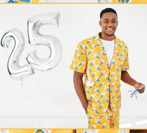 McDonald's 25th B-Day Suit  Plus Free McFlurry Coupon!   (Available Today Only)