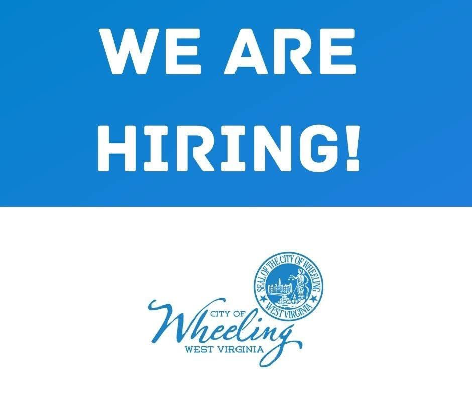 The City of Wheeling is looking for an Assistant Director of Finance. For details, visit: