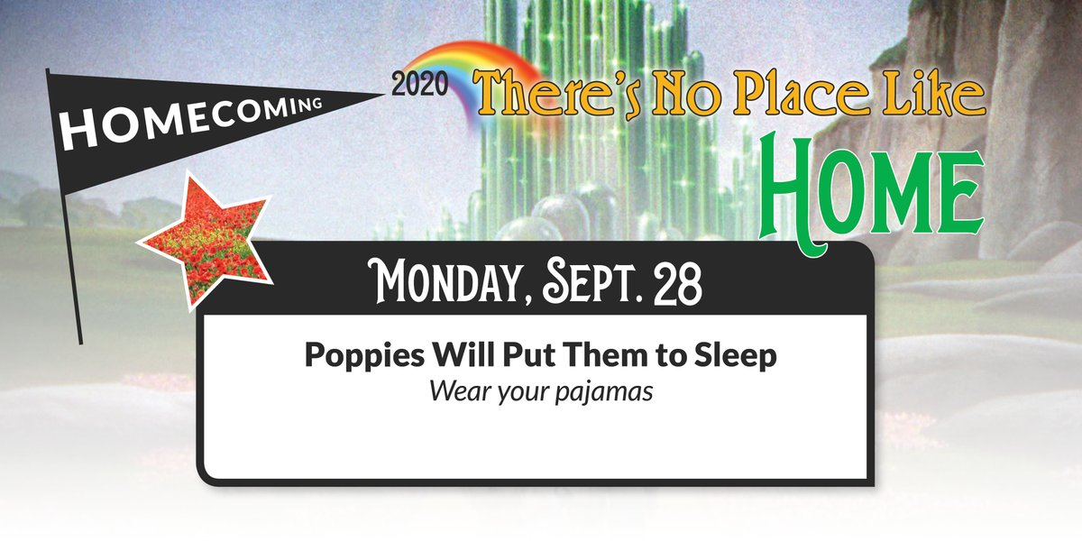 On Monday we kick off our #PCR3Homecoming Spirit Week!