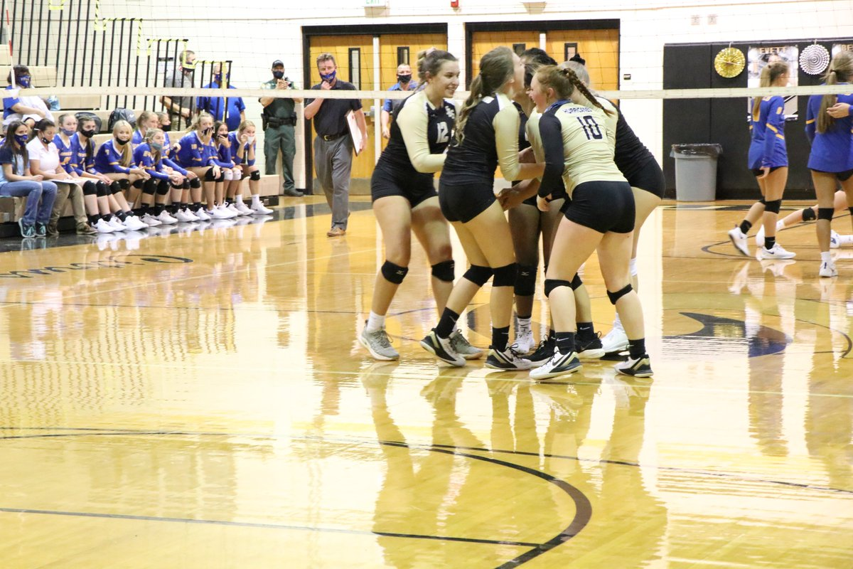 #ICYMI: @CHSCanes Lady Canes vs. @CRHSPirates Lady Pirates. 🏐 Congrats to the Canes for pulling off a tough win.  View more moments HERE: