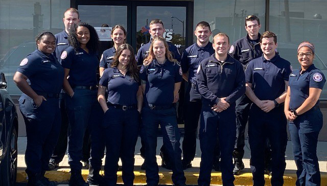 Congratulations to our newest IEMS EMTs and paramedics who finished their recruit academy today and will be joining the ranks as IEMS providers this weekend. Right Care. Every Patient. Every Time.