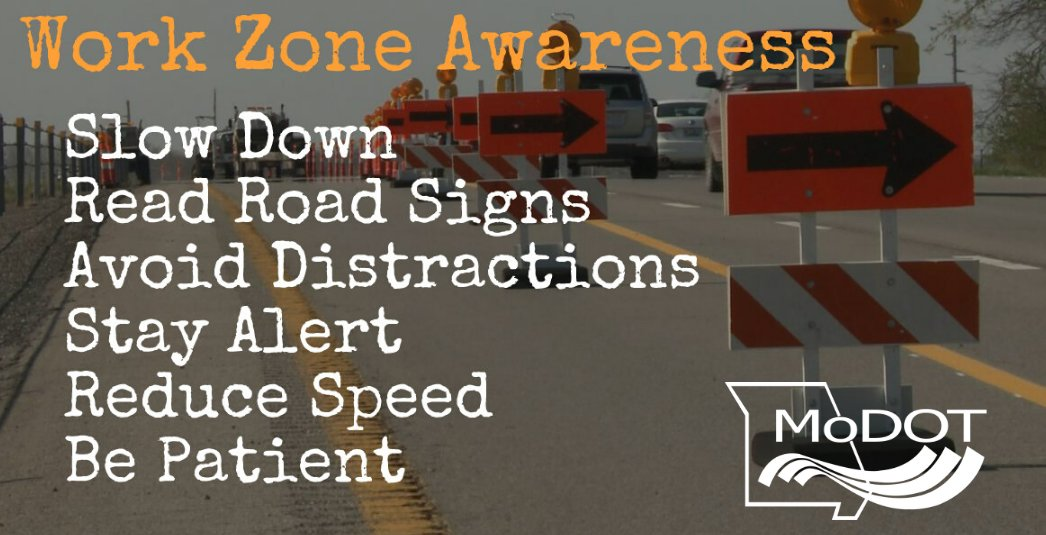 More: While we don't know just yet the cause of the crash, we do want to remind everyone to please pay attention while driving, especially in work zones. The lives of our crews depend on it.