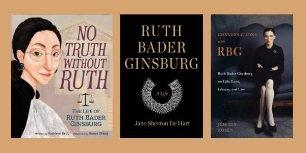 RT @RAILSLibraries: Books to Celebrate the Life & Legacy of Ruth Bader Ginsburg  via @nypl