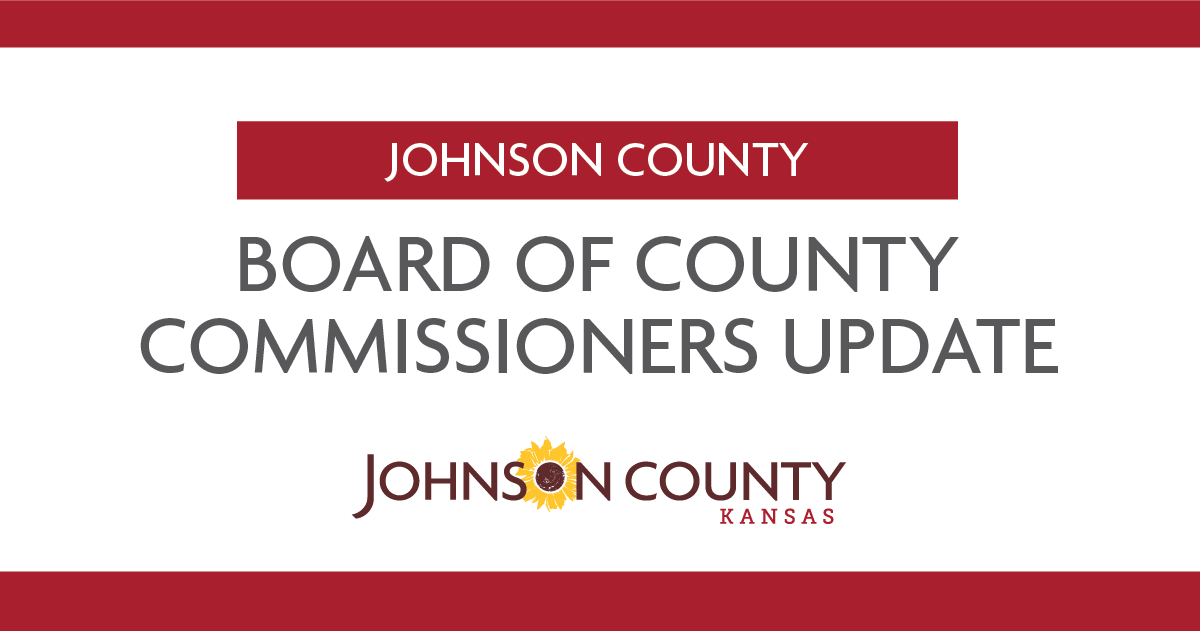 Check out a recap of the Board of County Commissioners meeting this week and a look at next week's agenda items.
