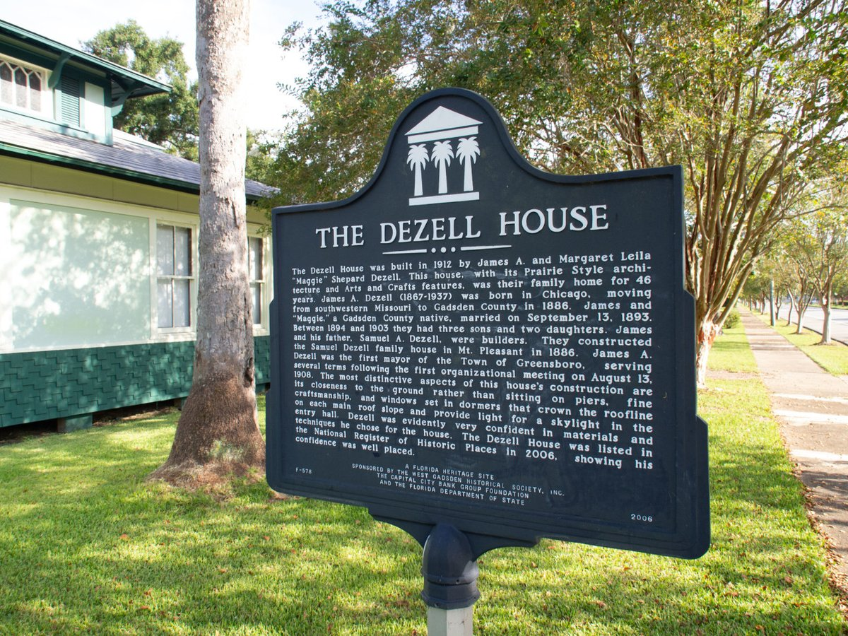 Learn more about the surprising history of #GadsdenCounty FL.