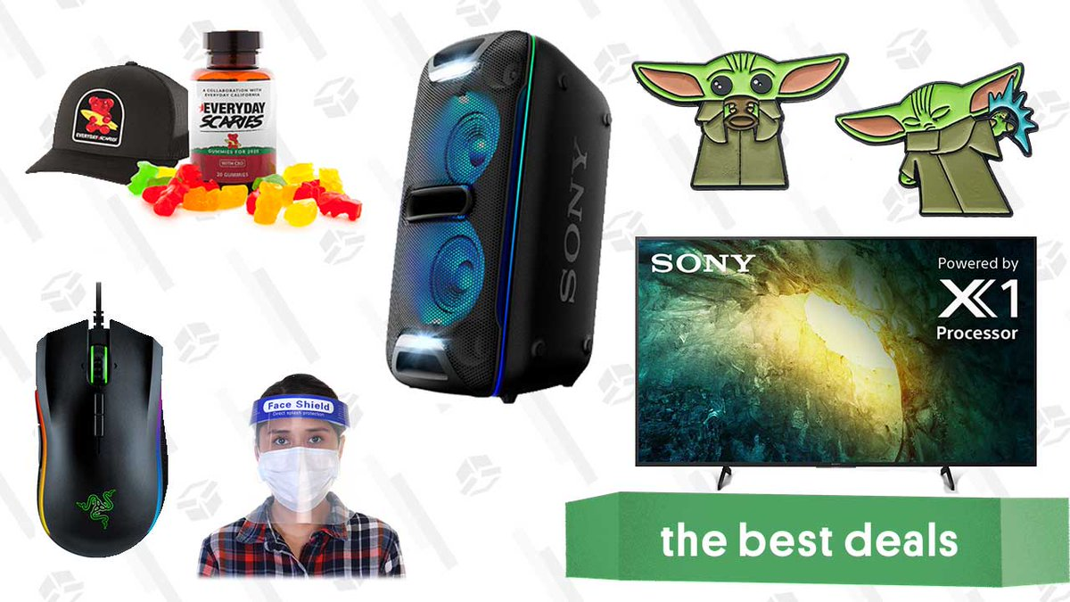 Friday's best deals: Sony 75