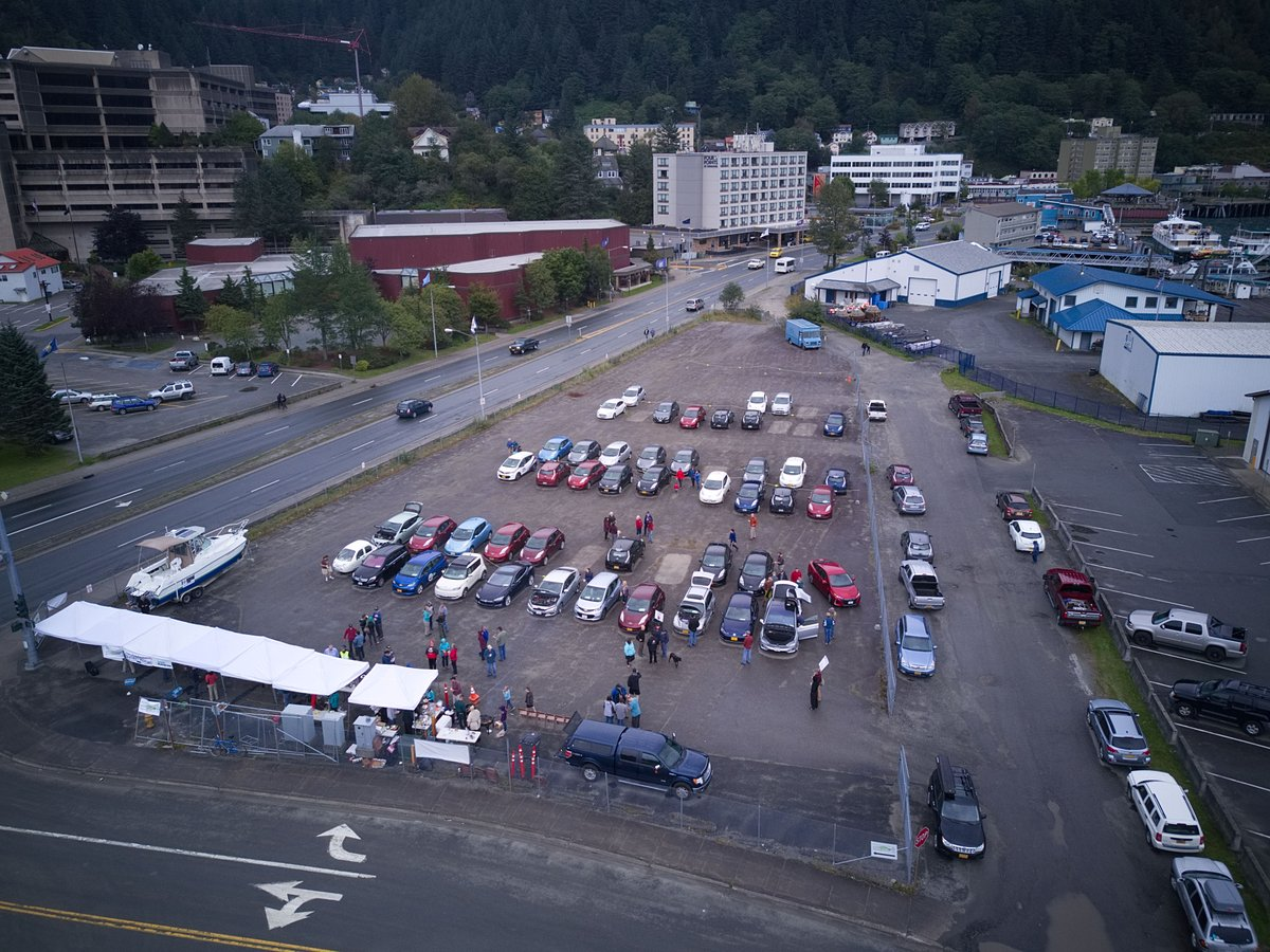 Drivers, start your (electric) engines!  On Saturday, show your support for clean, renewable, locally-powered cars at the Juneau EV Road Rally.  More details: