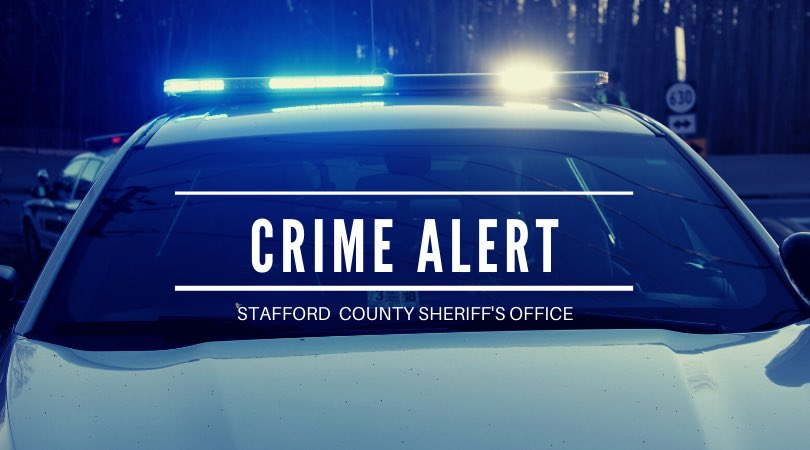 The Stafford Sheriff's Office is investigating the brandishing of a firearm in the area of the 138 mile marker of I-95 South.  Please use caution in the area.  There is no danger to the public, the suspect has been detained.