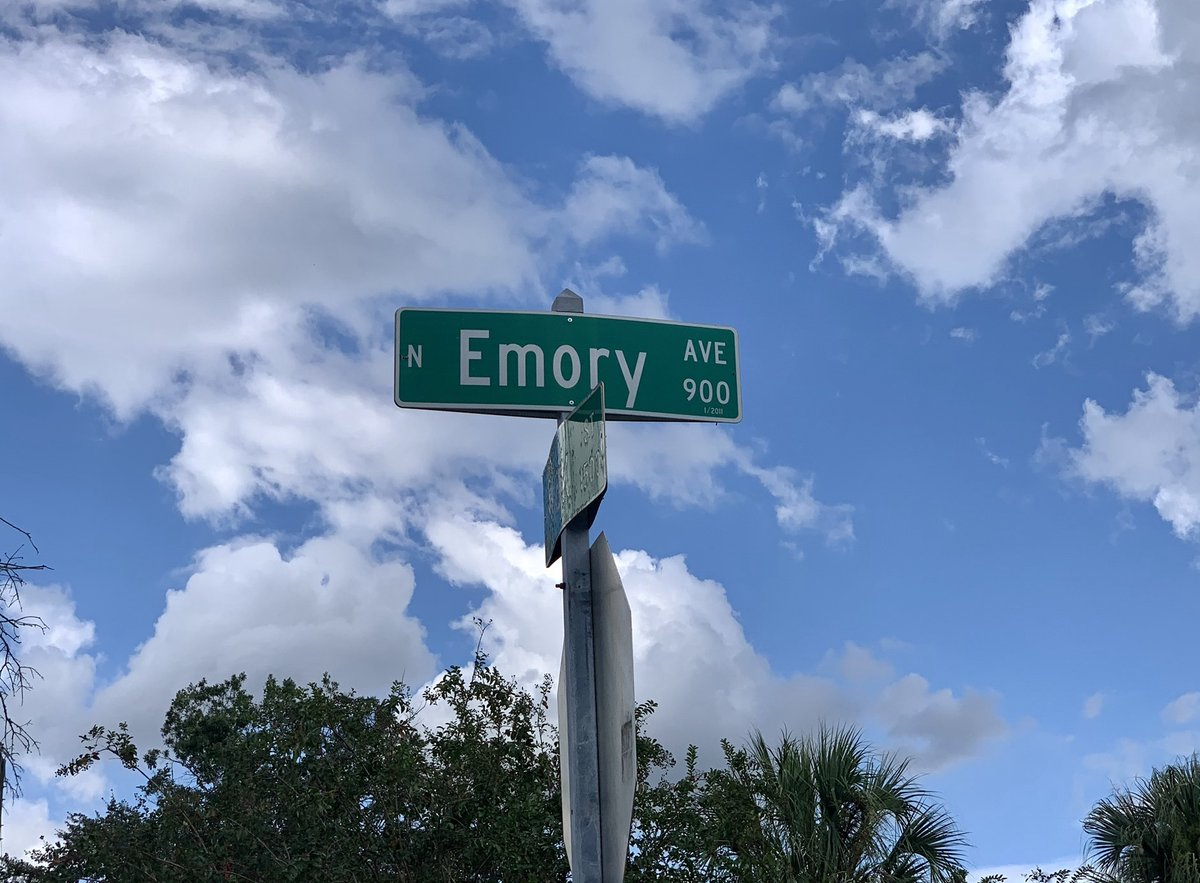 Construction has begun on a new bike and pedestrian trail near downtown Kissimmee. Emory Trail will be 1.29 miles and will run from Vine St. (U.S. 192) to Ernest St. and will intersect with the Kissimmee Loop Trail. For more project details, go to .
