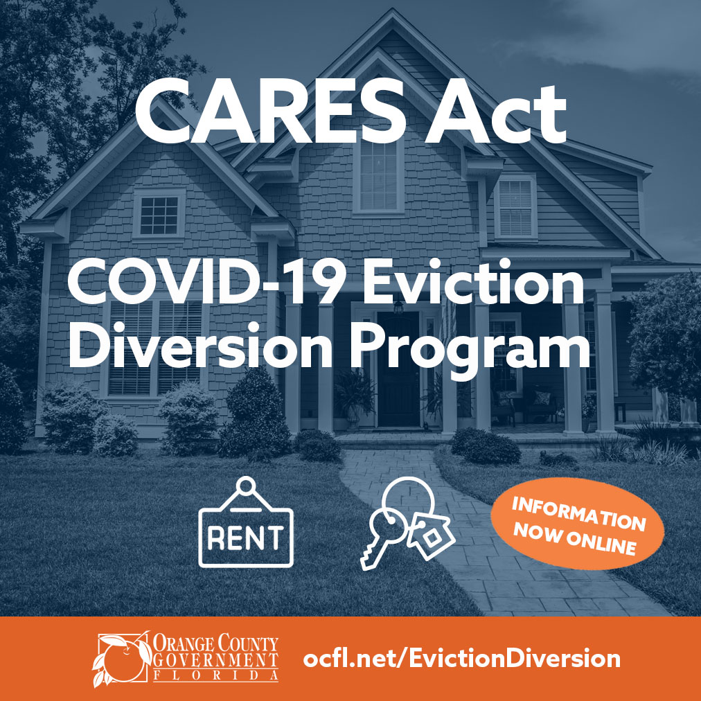 Eviction Diversion Program Updates through CARES in @OrangeCoFL: Nearly $159K paid out to landlords ... helping nearly 60 families able to stay in their home to avoid #eviction. Thank you @clsmf @OCBA_FL, Apartment Assn. of Greater Orlando, @hfuw.