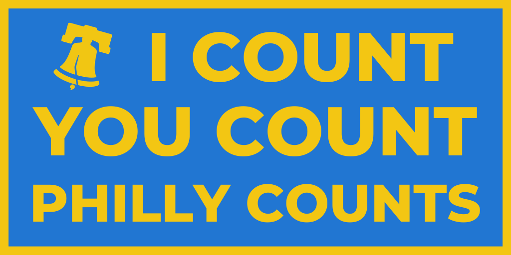 Every person counted in the #2020Census represents resources and funding that will be essential to meet the needs of residents for the next 10 years. Make sure you get counted so that your community gets the support it needs.   Learn more ➡️  #PhillyCounts