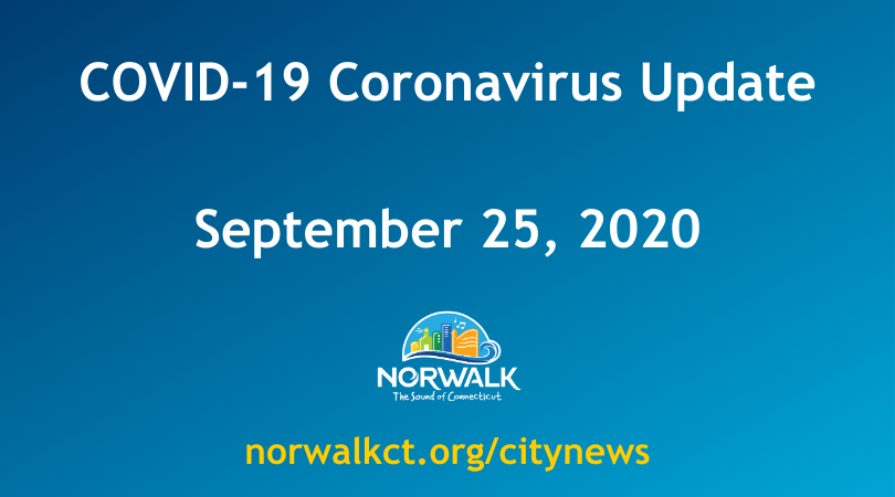 Mayor Rilling provided the following updates regarding #COVID19 #coronavirus today:  Since yesterday, there are four new positive cases in Norwalk - total positive reported cases now 2,241. There were no new deaths reported.  More: