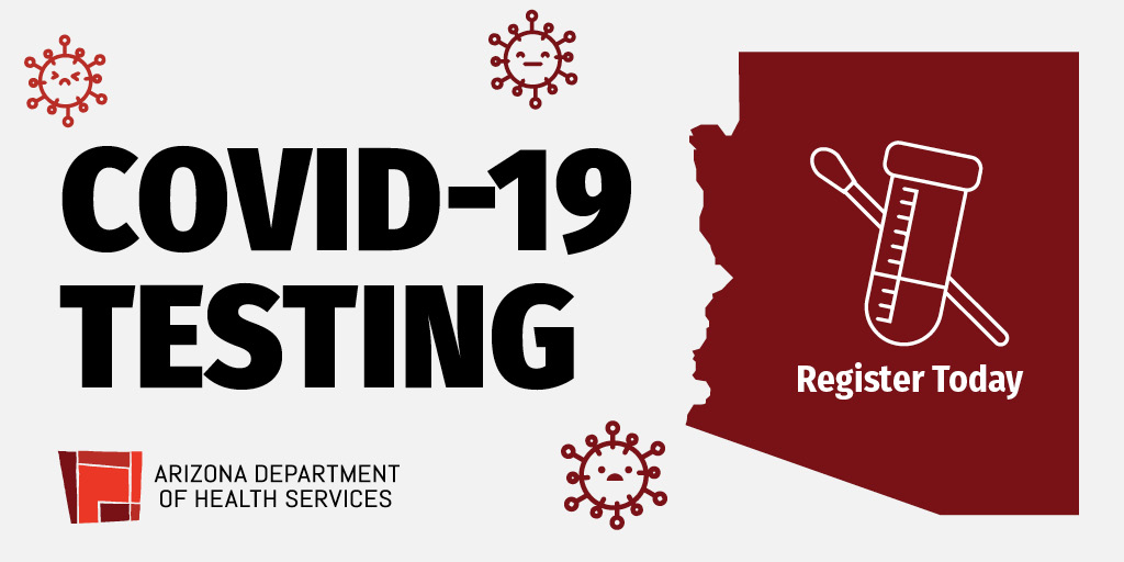 Arizonans interested in #COVID19 testing can find information on more than 400 testing sites, hours of operation, contact information and more here: