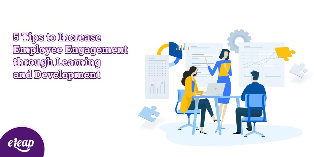 test Twitter Media - Employee engagement can be quite important because it can increase performance, retention, and even profitability. With the correct use of Learning and Development as a manager, you can improve those things, and by clicking...👇🏻 . ⏩https://t.co/85LagdCDKg⏪ . #EmployeeEngagement https://t.co/E7031U2dvr