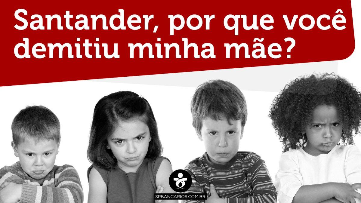 A pergunta que não quer calar, @santander_br, nesta data é: