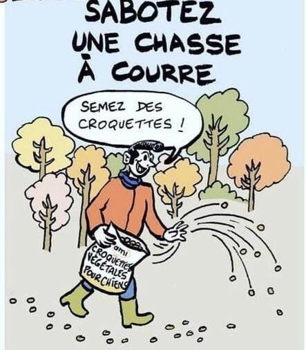 #ChasseACourre  😂😂 https://t.co/ZXFgQ3LBnw