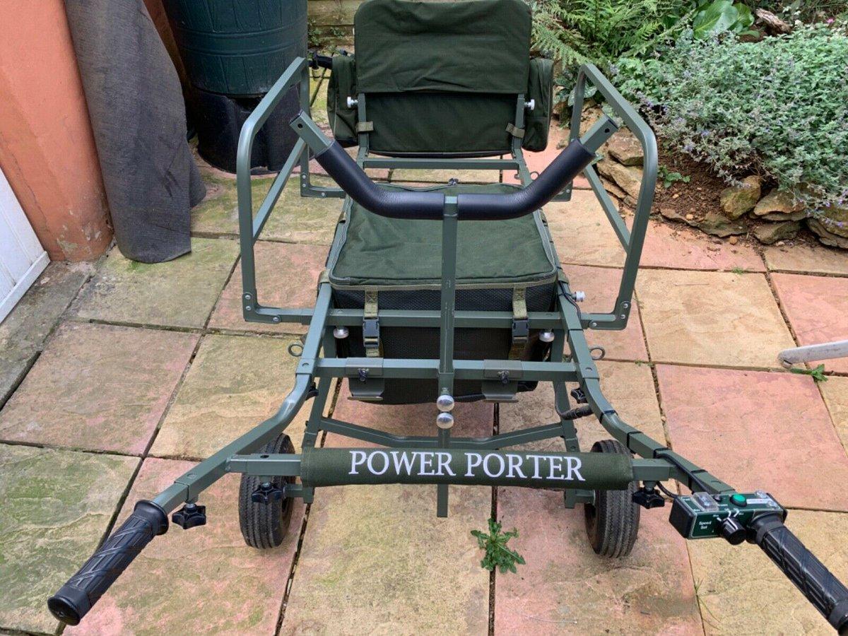 Ad - Power Porter 24v MK 6 On eBay here -->> https://t.co/LL24TmgH0Q  #carpfishing https://t.c
