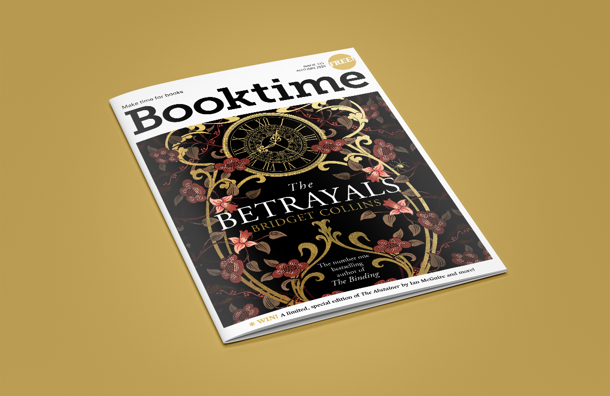 Now you can browse the Autumn 2020 edition of Booktime online with our e-mag. Take a look, and visit an indie bookshop to pick up a copy. #Indies #Reading