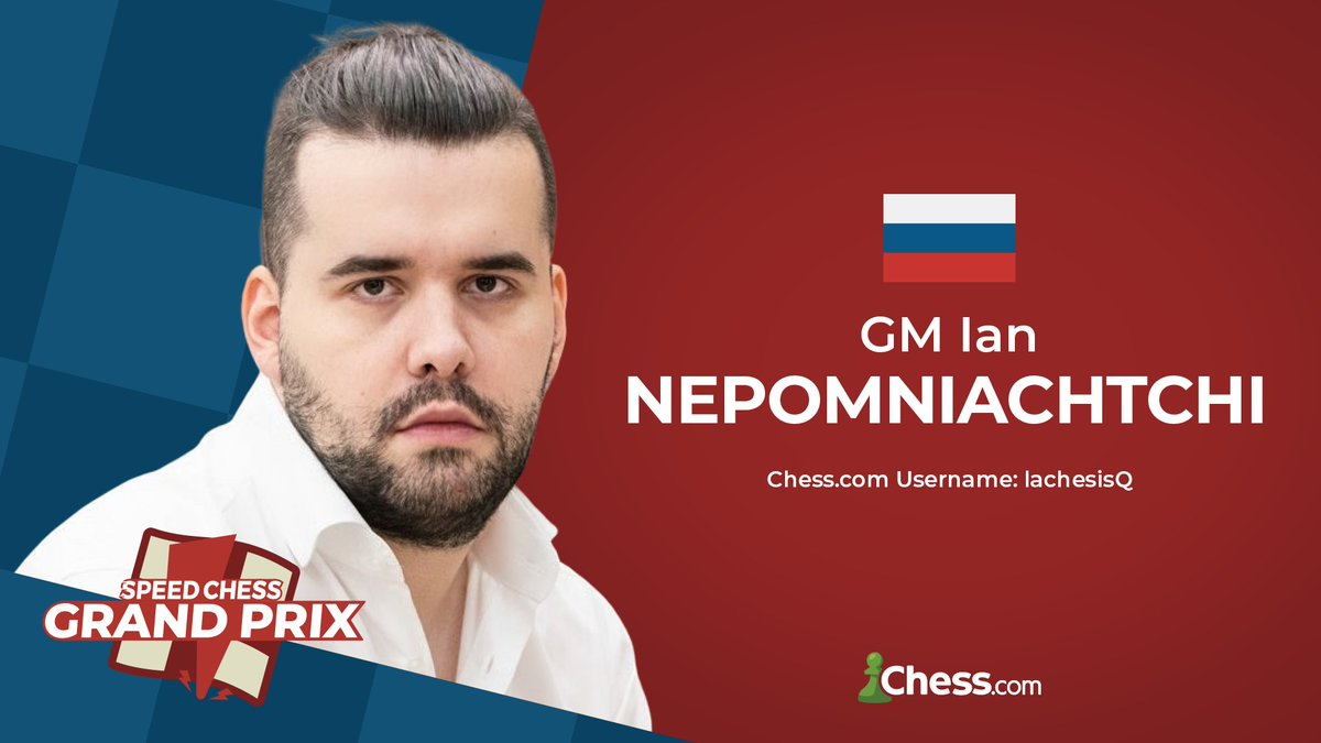 test Twitter Media - RT @chesscom: 👏 Congratulations to GM @lachesisq for winning today's Speed Chess #GrandPrix and $1,000! 👏 https://t.co/oOxFwDdvsa
