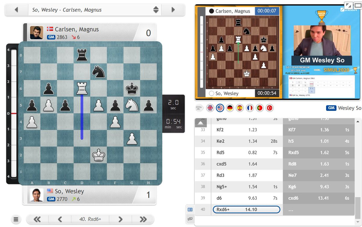 test Twitter Media - Match on as Wesley uses a Giri opening idea and picks up a first win! https://t.co/gGTro4F2T8  #c24live #c24Banter https://t.co/dWShR2BmXD