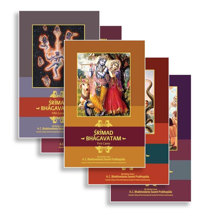 BHAKTI VAIBHAVA - MODULE ONE - ONLINEBhagavatam Canto 1 to 3Starting 11 Nov 2020Full Time – Mo....