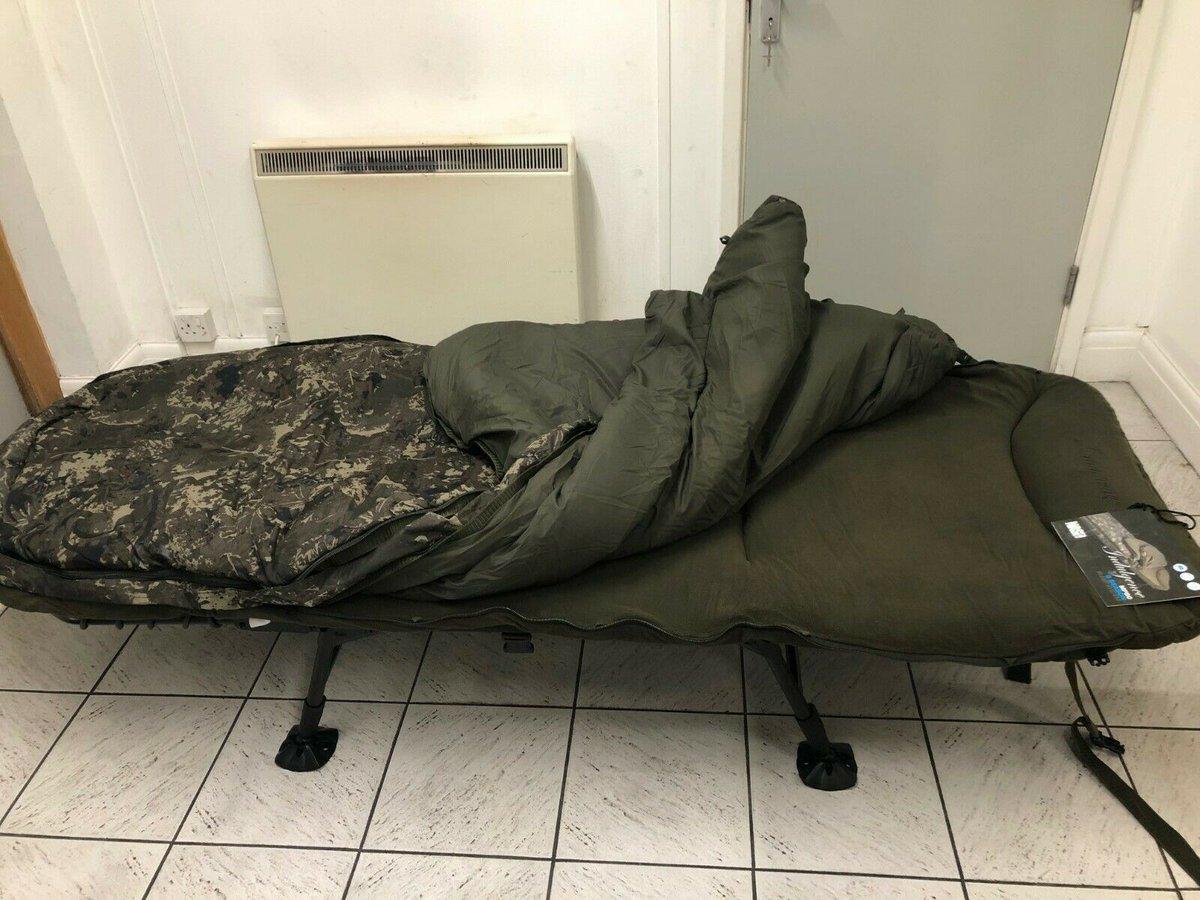 Ad - Nash Indulgence MF60 SS3 Wideboy Bedchair On eBay here -->> https://t.co/cBQjnm0UKX  #car