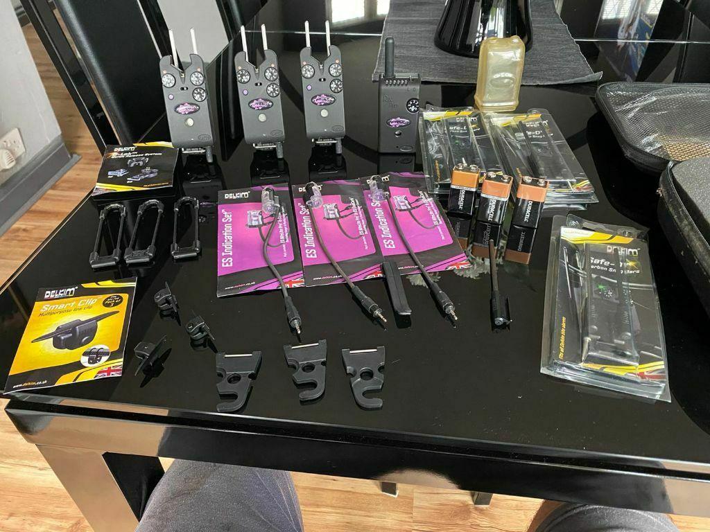 Ad - Purple Delkim Txi Plus set, plus extras On eBay here -->> https://t.co/E5Dt96Y7Tx  #carpf
