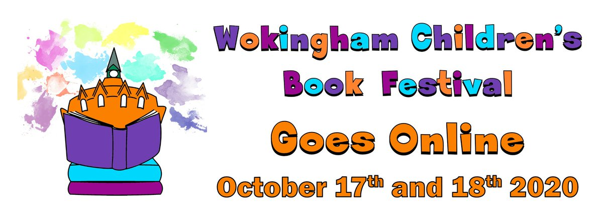 test Twitter Media - Generally don't talk about work much here but I'm organising this event and everyone should know about it, so get RTing. Online, free and fantastic authors. Great for ages 3 - 12. October 17th and 18th   https://t.co/PVSzWETTOc #wokybookfest https://t.co/O8SUZVjIzh