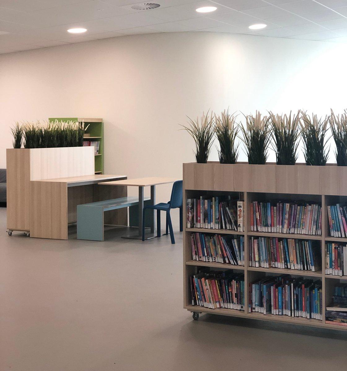test Twitter Media - Een boekje pakken en daarna meteen een plekje om te kunnen lezen, ideaal nu tijdens de kinder boeken week. Dat gaat makkelijk bij 't Groenland!  #straxs #inrichtenmetoogopdetoekomst #interieur #meubilairopmaat #uitgelicht #school #kinderboekenweek #2020 #lezen #boeken #Groenland https://t.co/ngDjc9g3Uo