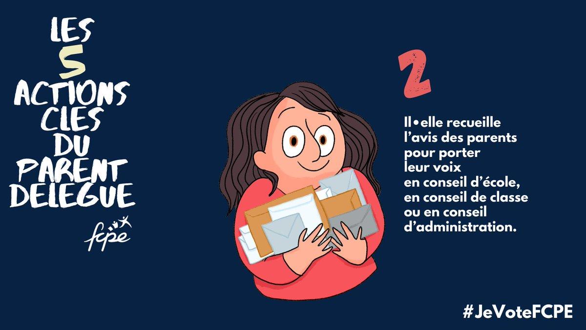 test Twitter Media - Pour défendre nos enfants fort comme on les aime, le 9 ou le 10 octobre, #JeVoteFCPE. https://t.co/0wiyNVaCRE