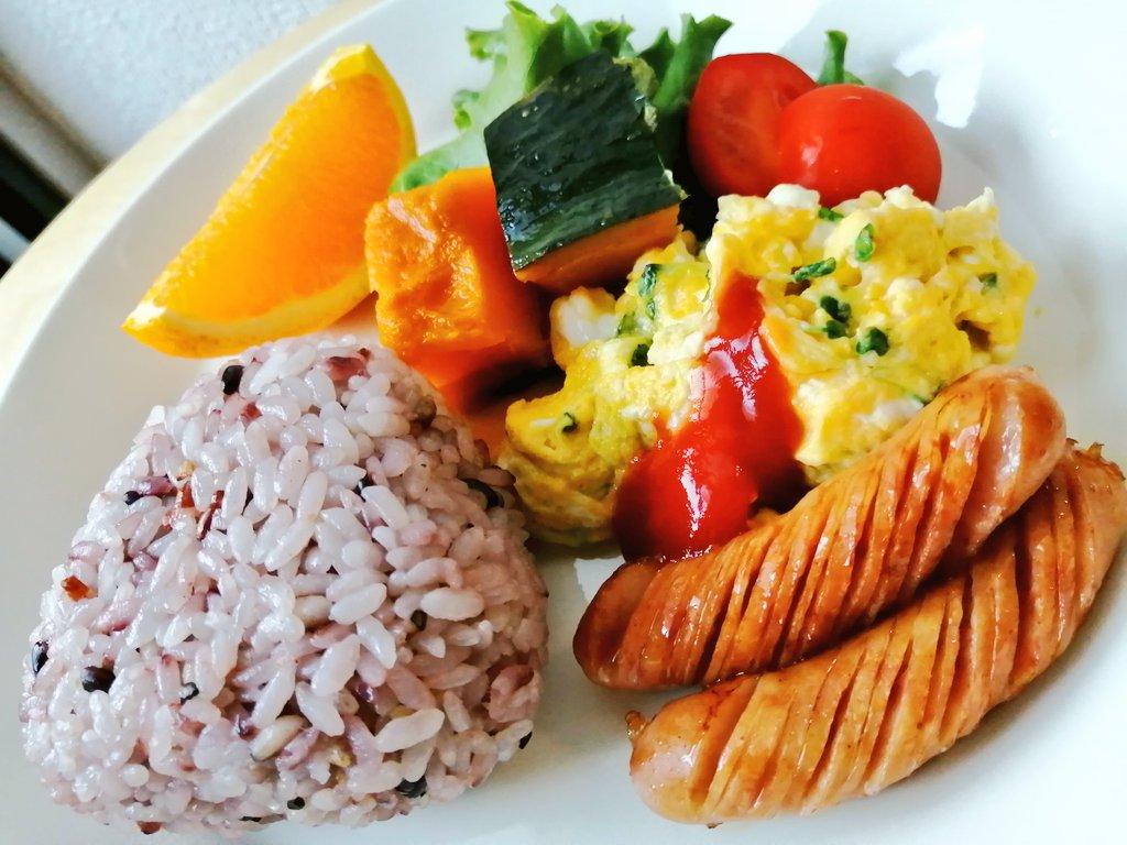 test ツイッターメディア - おはようございます。 今日もしっかり食べて楽しんで過ごしましょう♪  あつ森で、昨日やっととたけけさんがライブに来てくれて、無事エンディング見られました(*'ω' *) 島クリエイターでこれから楽しくなるぞぉ〜!  #朝食 #おうちごはん https://t.co/A0wLDR3m7n