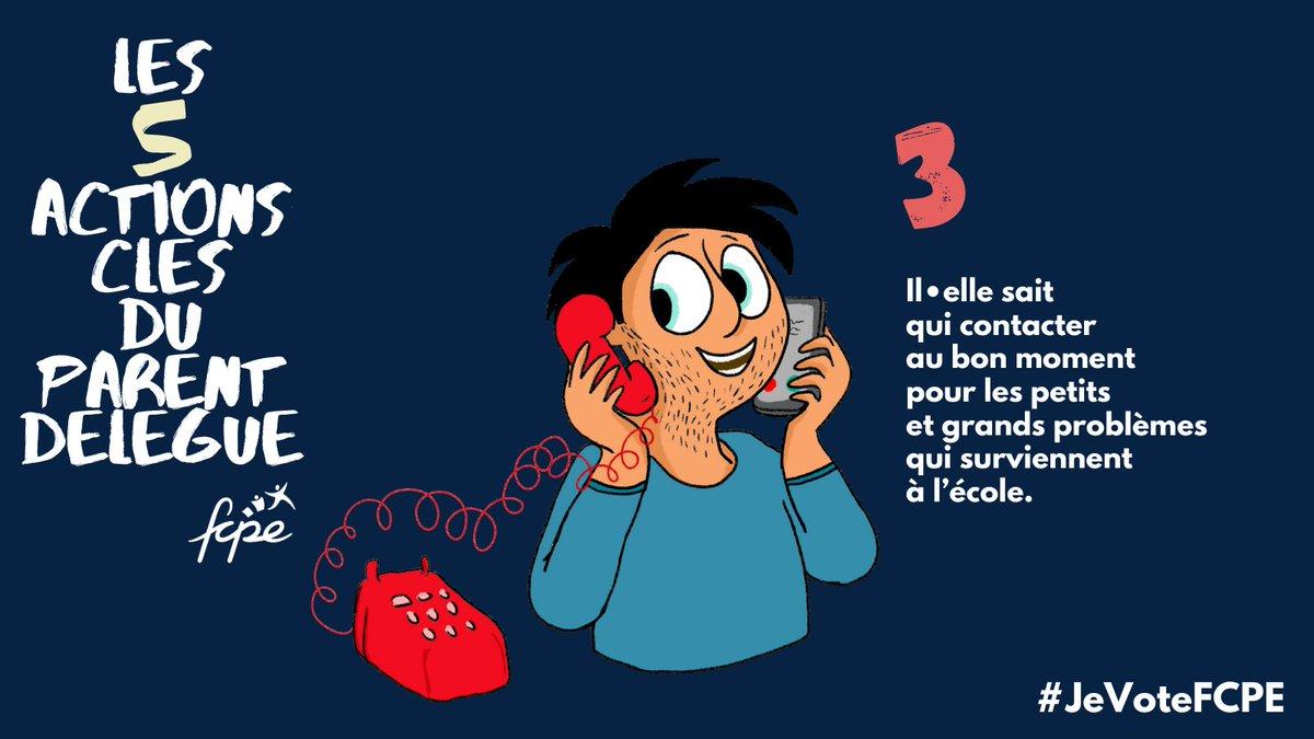 test Twitter Media - Pour défendre nos enfants fort comme on les aime, le 9 ou le 10 octobre, #JeVoteFCPE. https://t.co/BIEzzQds51