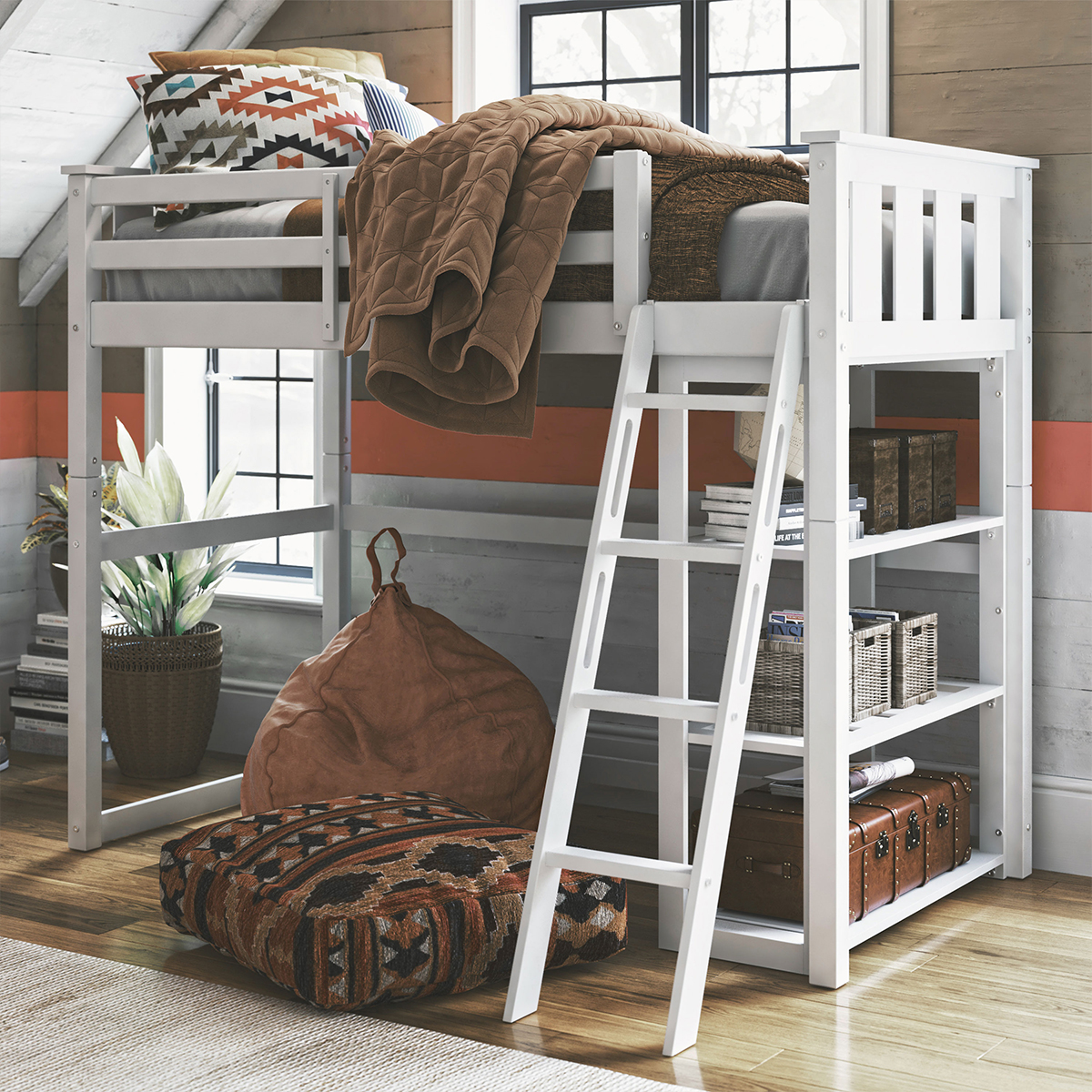 RT @BHGLiveBetter: Kids room meets playroom. RT to #win #WalmartWednesday....