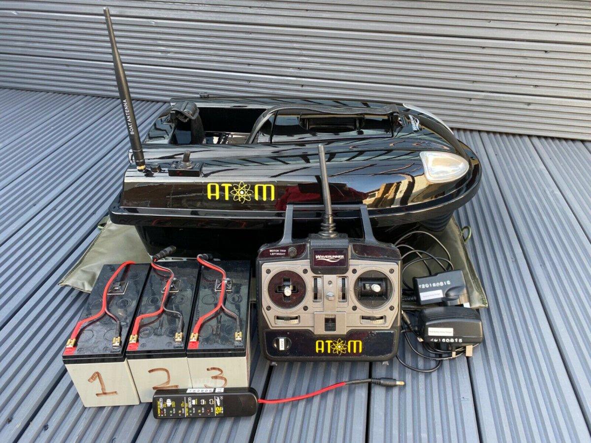 Ad - Waverunner Atom bait <b>Boat</b> On eBay here -->> https://t.co/ViuXII5sv3  #carpfishing