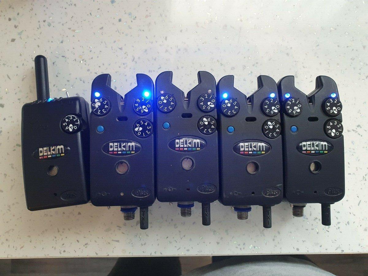 Ad - Delkim TXI plus x4 with RX Pro receiver On eBay here -->> https://t.co/Wn1O25YHvI  #carpf