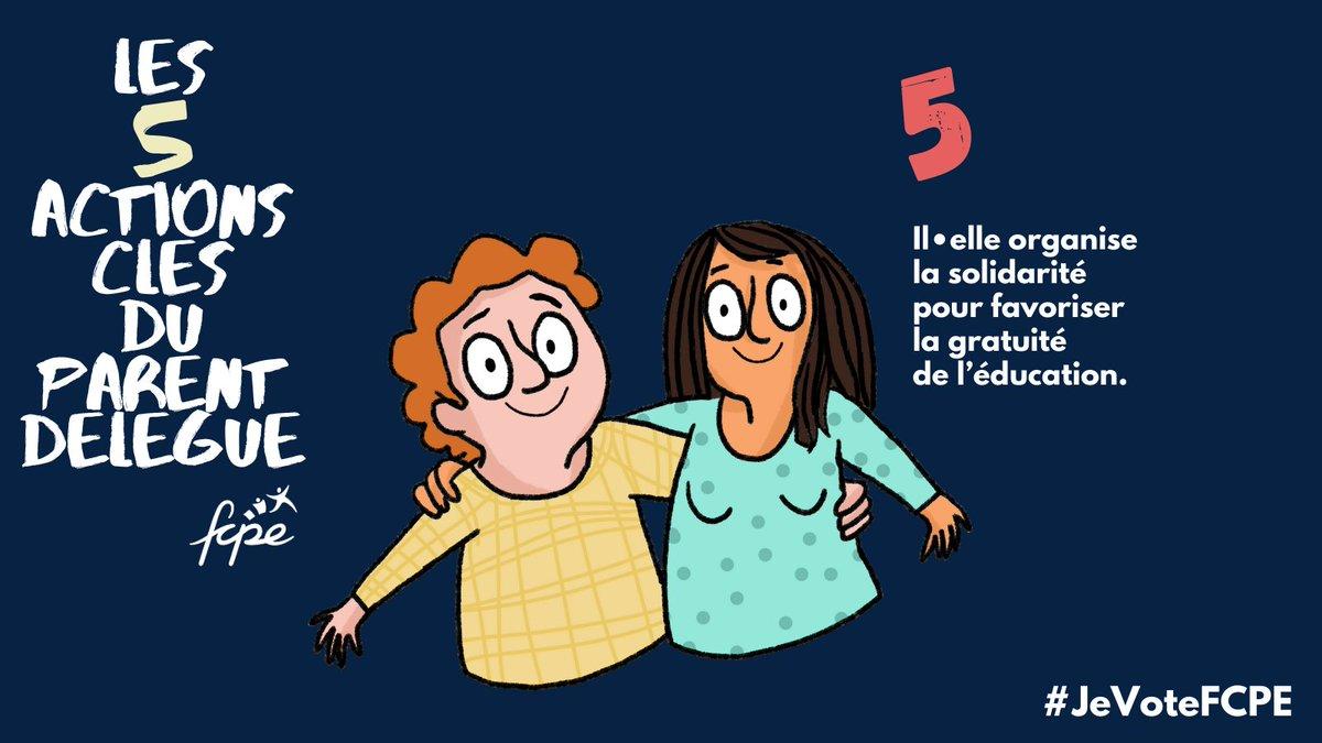 test Twitter Media - Pour défendre nos enfants, fort comme on les aime, le 9 ou le 10 octobre, #JeVoteFCPE. https://t.co/shSJvC3AQc