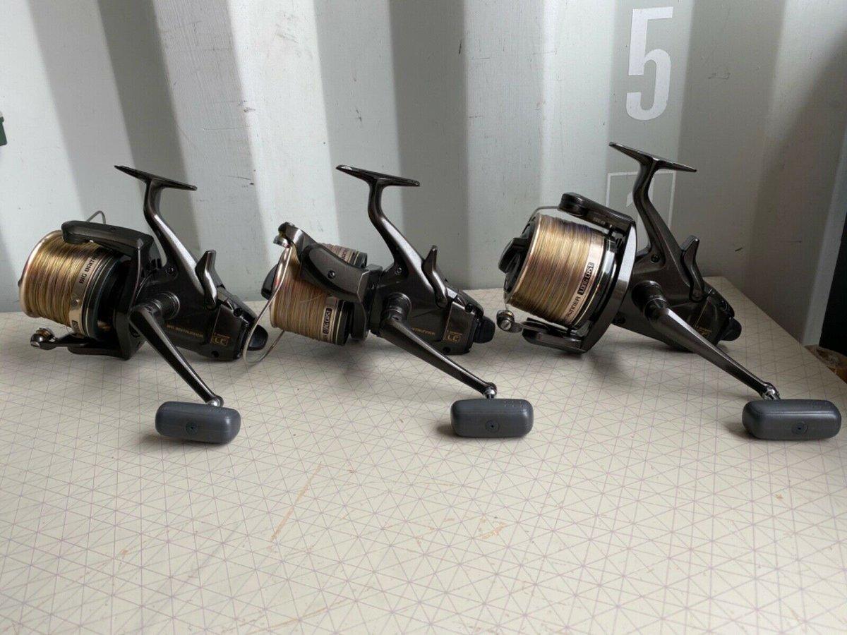 Ad - 3x SHIMANO ORIGINAL LONG CAST BIG BAITRUNNER REELS On eBay here -->> https://t.co/7EbCQFm