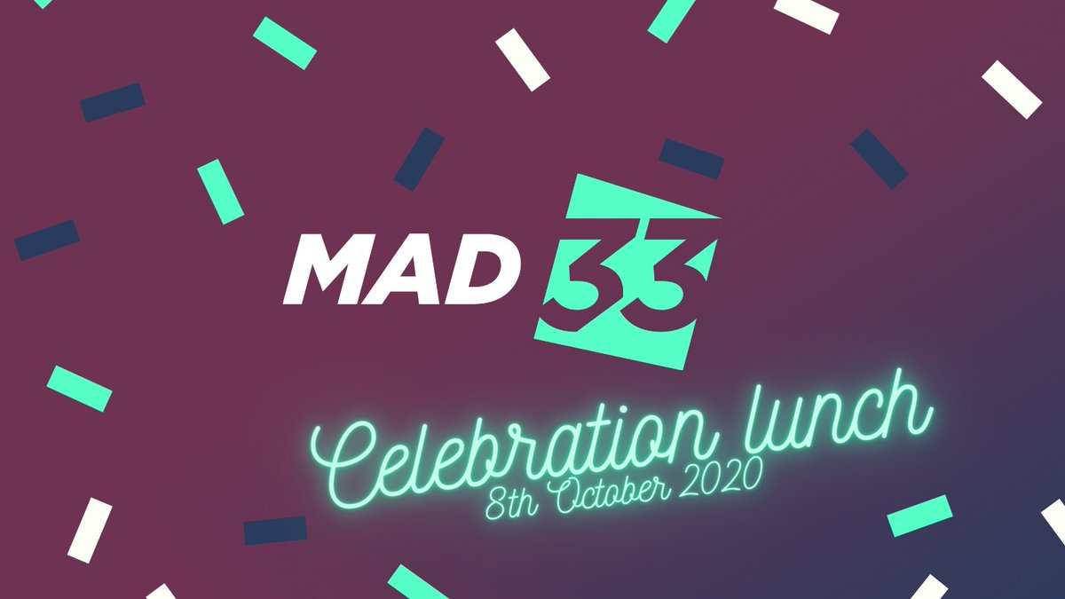 test Twitter Media - Happening TOMORROW! Our first ever celebratory lunch where judges and MAD33'ers will be sharing, learning, and creating more positive change. Tune in tomorrow for updates: https://t.co/qeErteysSd https://t.co/88WzOfuAEi