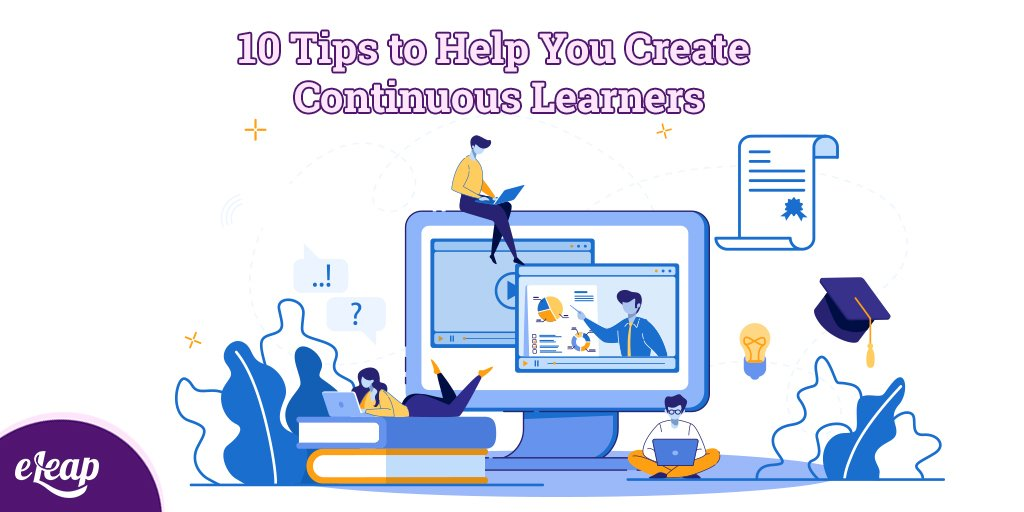 test Twitter Media - Most of the employees have figured out that continuous learning can benefit both their personal and professional life. But some of them are actively refusing to be a part of L&D, and that is why we are sharing these 10 tips!😉 . ⏩https://t.co/uNXvPpDTCd⏪ . #LearningNeverStops https://t.co/kH1FQg4OSr
