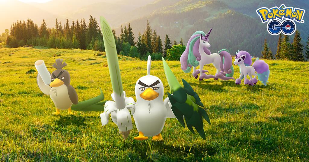 test ツイッターメディア - トレーナーの皆さん 『ポケモン ソード・シールド エキスパンションパス』第2弾「冠の雪原」の配信開始を記念して、「ガラルカモネギ」が『Pokémon GO』に野生で出現します!  さらに、「ネギガナイト」に進化できるようになります。 https://t.co/nRAgeaNk2p  #ポケモンGO #ポケモン剣盾 #冠の雪原 https://t.co/Pq9N7bq6Tj